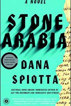 Stone Arabia book cover