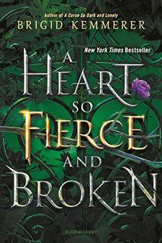 A Heart So Fierce and Broken book cover