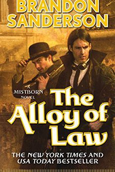 The Alloy of Law book cover
