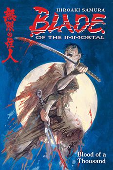 Blade of the Immortal Volume 1 book cover