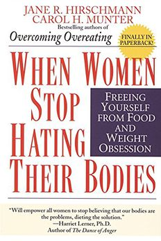 When Women Stop Hating Their Bodies book cover