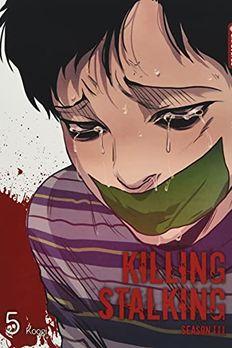 Killing Stalking Season 5 book cover