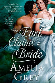 The Earl Claims a Bride book cover