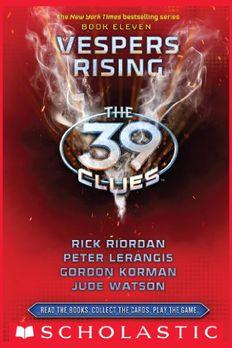 Vespers Rising book cover