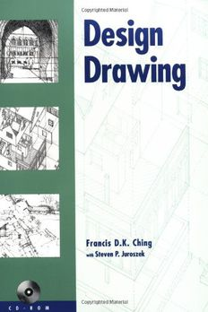 Design Drawing book cover
