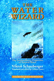 The Water Wizard book cover