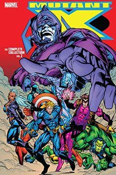 Mutant X book cover