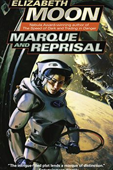 Marque and Reprisal book cover