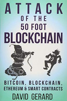 Attack of the 50 Foot Blockchain book cover