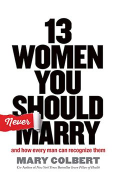 13 Women You Should Never Marry book cover