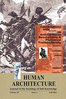 Conversations with Enrique Dussel on Anti-Cartesian Decoloniality & Pluriversal Transmodernity book cover