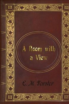 E. M. Forster - A Room with a View book cover