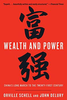 Wealth and Power book cover