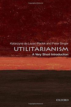 Utilitarianism book cover
