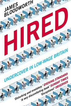 Hired book cover