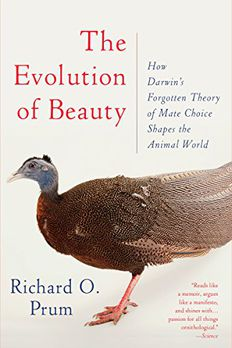 The Evolution of Beauty book cover