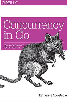 Concurrency in Go book cover