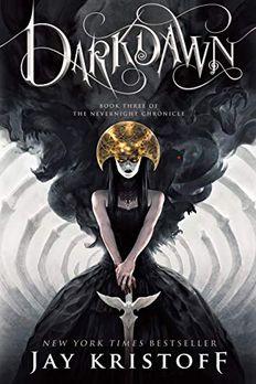 Darkdawn book cover