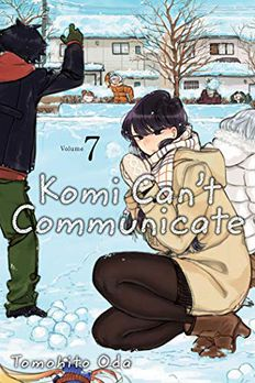 Komi Can't Communicate, Vol. 7 book cover