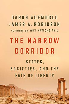 The Narrow Corridor book cover