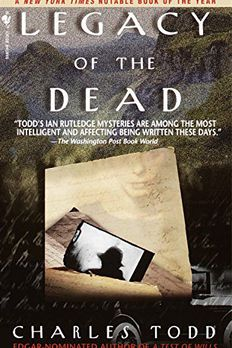 Legacy Of The Dead book cover