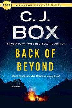 Back of Beyond book cover