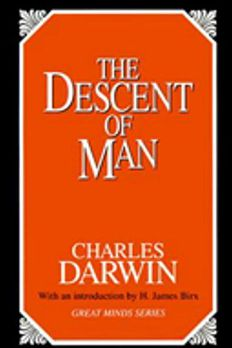 The Descent of Man book cover