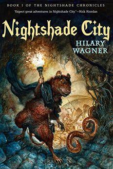 Nightshade City book cover