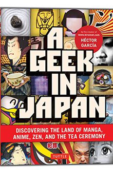 A Geek in Japan book cover