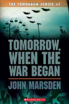 Tomorrow, When the War Began book cover