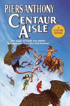 Centaur Aisle book cover