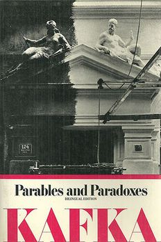 Parables and Paradoxes book cover