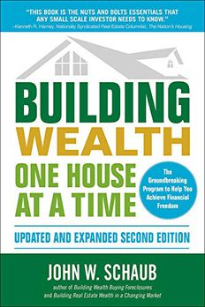 Building Wealth One House at a Time book cover