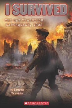 I Survived the San Francisco Earthquake, 1906 book cover