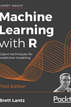 Machine Learning with R book cover