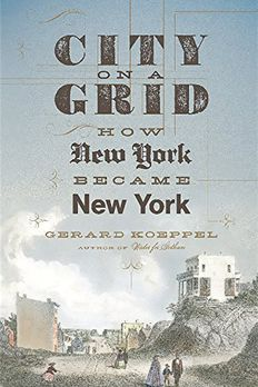 City on a Grid book cover
