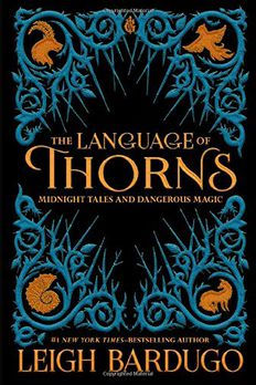 The Language of Thorns book cover