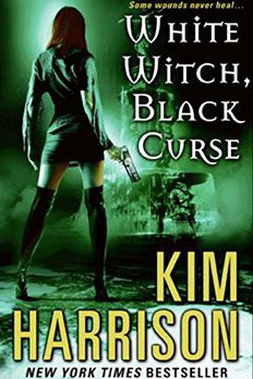 White Witch, Black Curse book cover