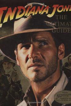 Indiana Jones book cover