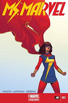 Ms. Marvel (2014-2015) #3 book cover