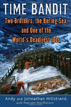Time Bandit book cover