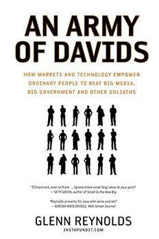 An Army of Davids book cover