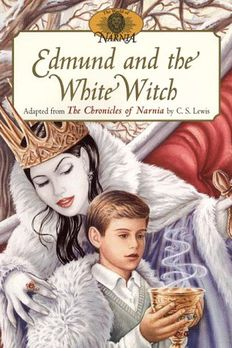 Edmund and the White Witch book cover