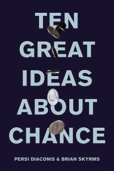 Ten Great Ideas about Chance book cover