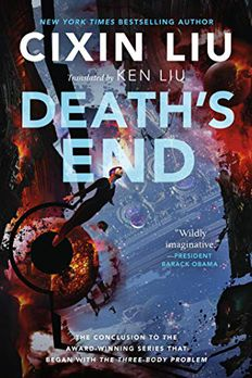 Death's End book cover