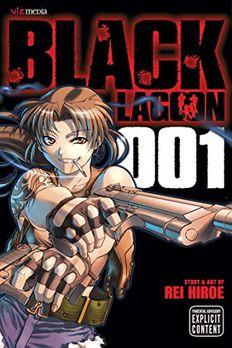 Black Lagoon, Vol. 1 book cover