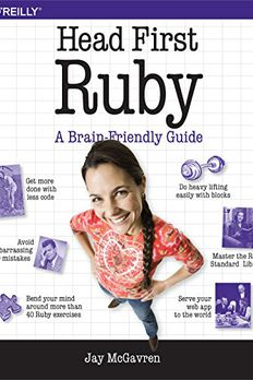 Head First Ruby book cover