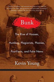 Bunk book cover