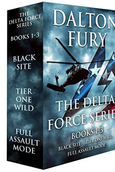 The Delta Force Series, Books 1-3 book cover