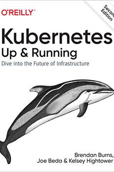 Kubernetes book cover